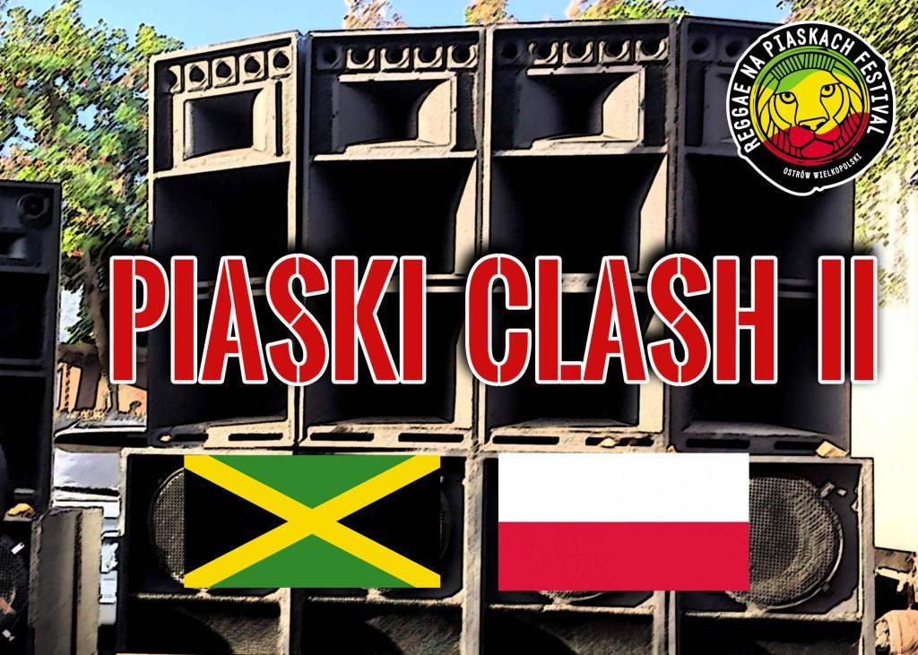 Clash II plakat
